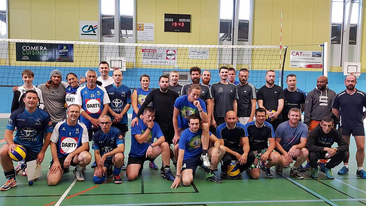 Le Championnat Volley Loisirs Fsgt Iroise Volley Fr